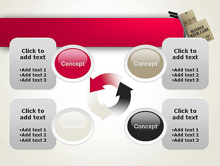 Export Concept PowerPoint Template Slide 9