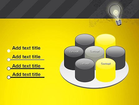Developing Business Idea PowerPoint Template Slide 12