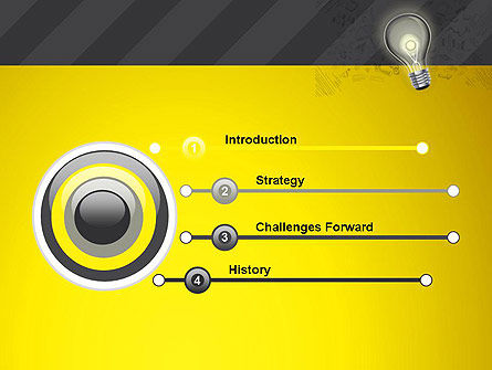Developing Business Idea PowerPoint Template Slide 3