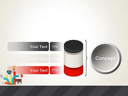 Creative Design Process PowerPoint Template Slide 11