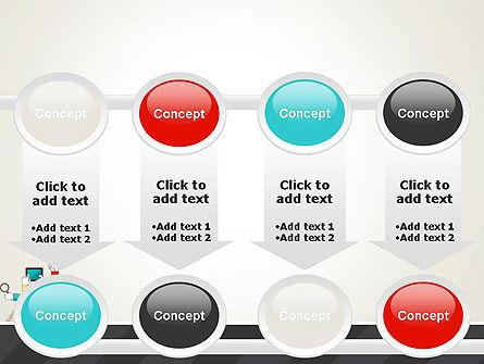 Creative Design Process PowerPoint Template Slide 18