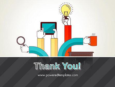 Creative Design Process PowerPoint Template Slide 20