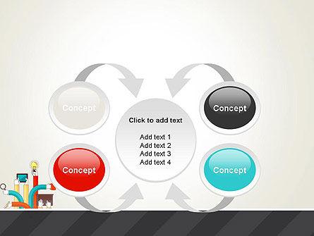 Creative Design Process PowerPoint Template Slide 6