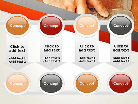 Putty Joints PowerPoint Template Slide 18