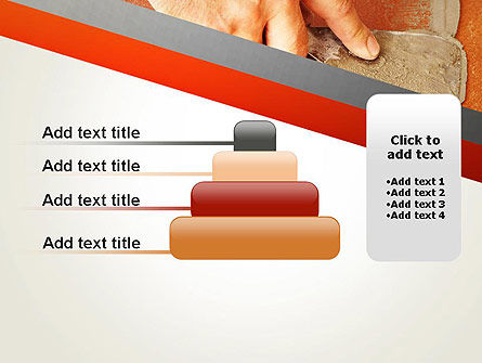 Putty Joints PowerPoint Template Slide 8