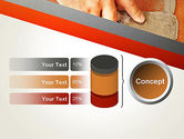 Putty Joints PowerPoint Template#11