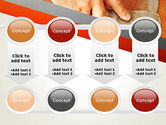 Putty Joints PowerPoint Template#18