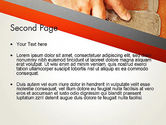 Putty Joints PowerPoint Template#2