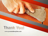Putty Joints PowerPoint Template#20