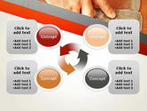 Putty Joints PowerPoint Template#9