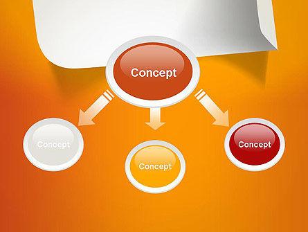 Sticker PowerPoint Template, Slide 4, 12872, Business — PoweredTemplate.com