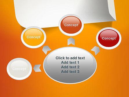 Sticker PowerPoint Template Slide 7