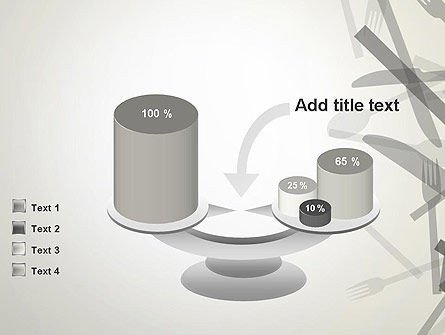 Forks and Knifes PowerPoint Template Slide 10