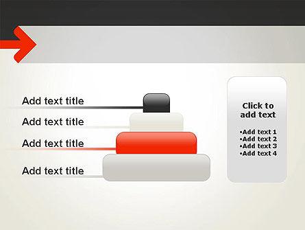 Right Arrow PowerPoint Template Slide 8