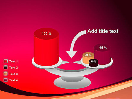 Crimson Theme PowerPoint Template Slide 10