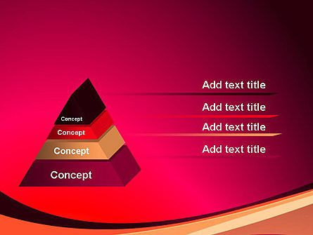 Crimson Theme PowerPoint Template Slide 12