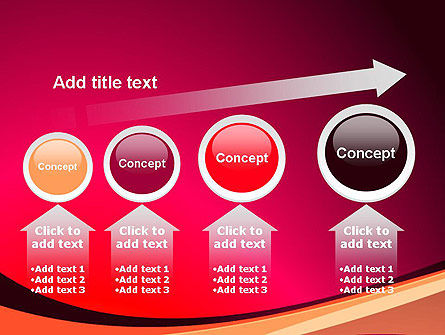 Crimson Theme PowerPoint Template Slide 13