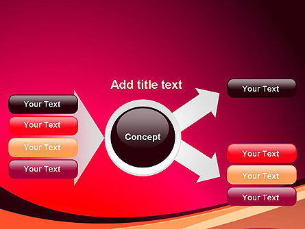 Crimson Theme PowerPoint Template Slide 14