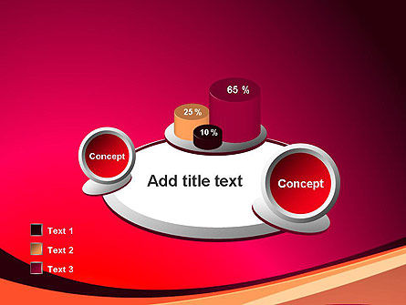 Crimson Theme PowerPoint Template Slide 16