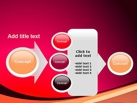 Crimson Theme PowerPoint Template Slide 17