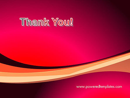 Crimson Theme PowerPoint Template Slide 20