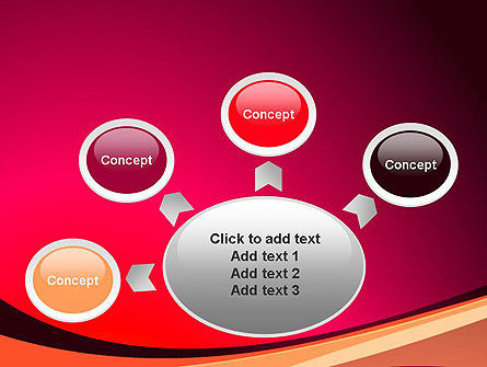 Crimson Theme PowerPoint Template Slide 7