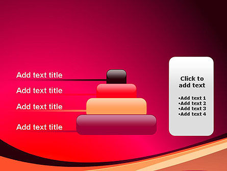 Crimson Theme PowerPoint Template Slide 8
