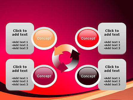 Crimson Theme PowerPoint Template Slide 9
