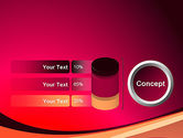 Crimson Theme PowerPoint Template#11
