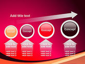 Crimson Theme PowerPoint Template#13