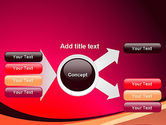 Crimson Theme PowerPoint Template#14
