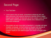 Crimson Theme PowerPoint Template#2