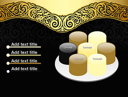 Ornamental Theme PowerPoint Template Slide 12
