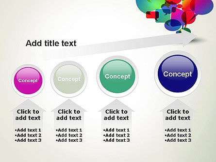 Live Chat PowerPoint Template Slide 13