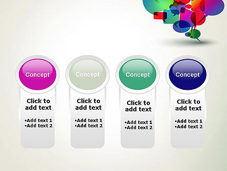 Live Chat PowerPoint Template Slide 5