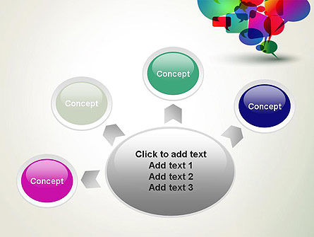 Live Chat PowerPoint Template Slide 7