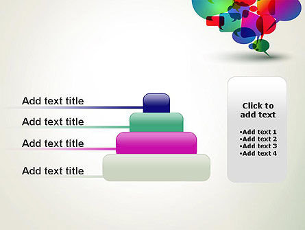 Live Chat PowerPoint Template Slide 8