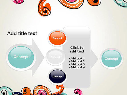 European Classical Pattern PowerPoint Template Slide 17