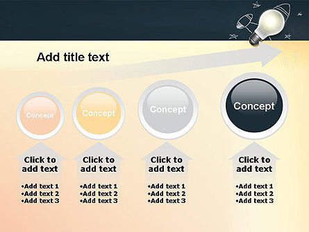Powerful Idea PowerPoint Template Slide 13