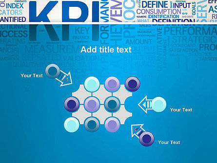 KPI Word Cloud PowerPoint Template Slide 10