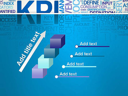 KPI Word Cloud PowerPoint Template Slide 14