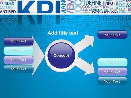 KPI Word Cloud PowerPoint Template Slide 15