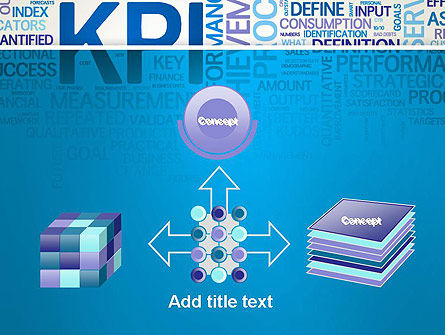 KPI Word Cloud PowerPoint Template Slide 19