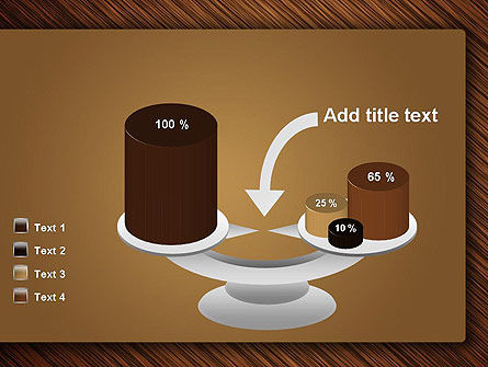 Wooden Background PowerPoint Template Slide 10