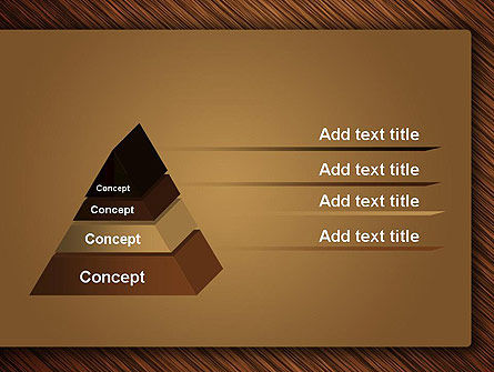 Wooden Background PowerPoint Template Slide 12