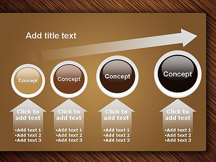 Wooden Background PowerPoint Template Slide 13