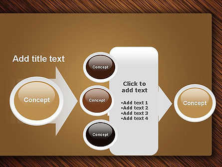 Wooden Background PowerPoint Template Slide 17