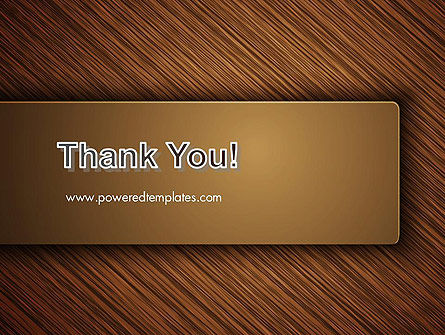 Wooden Background PowerPoint Template Slide 20