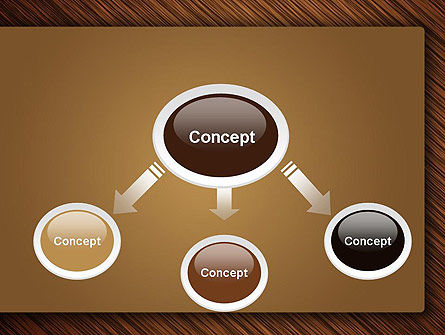 Wooden Background PowerPoint Template Slide 4