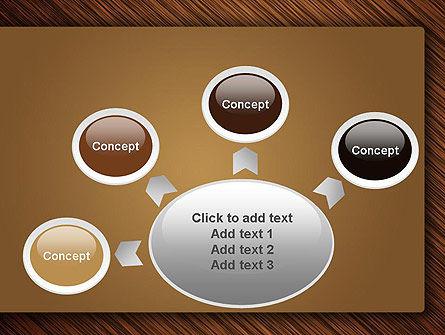 Wooden Background PowerPoint Template Slide 7